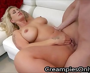 Step Mom Gets Fucked Hard And Creampied