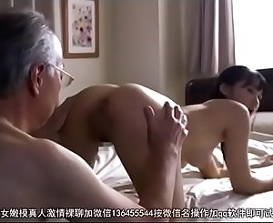 Japanese housewife fuck by Father in Law (Full: bit.ly/2P1eXne)