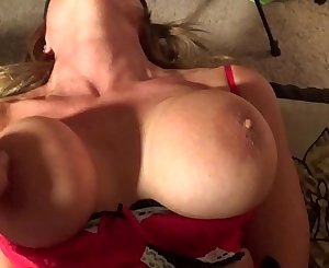 Bouncing  big beautiful  bouncing tits brutal fucking HANDS TIED BEHIND BACK HELPLESS  MILF tied down and banged hard fucked hard and long.Big BOUNCING BOOBS BLONDE BANDITT BANGED HARD AGAIN see more blonde banditt at manyvids.com search blonde banditt